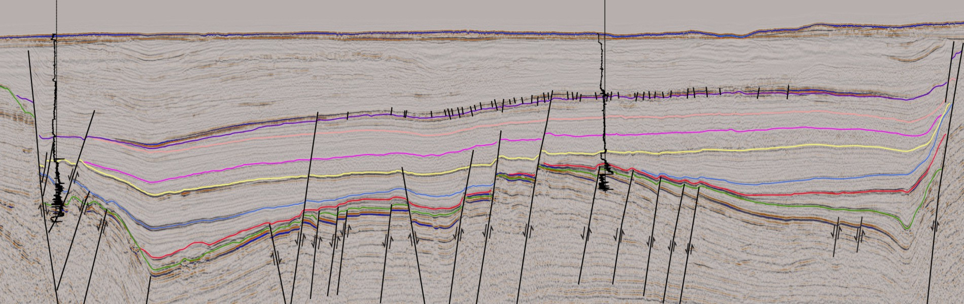 GEOLOGICAL SUBSURFACE MAPPING